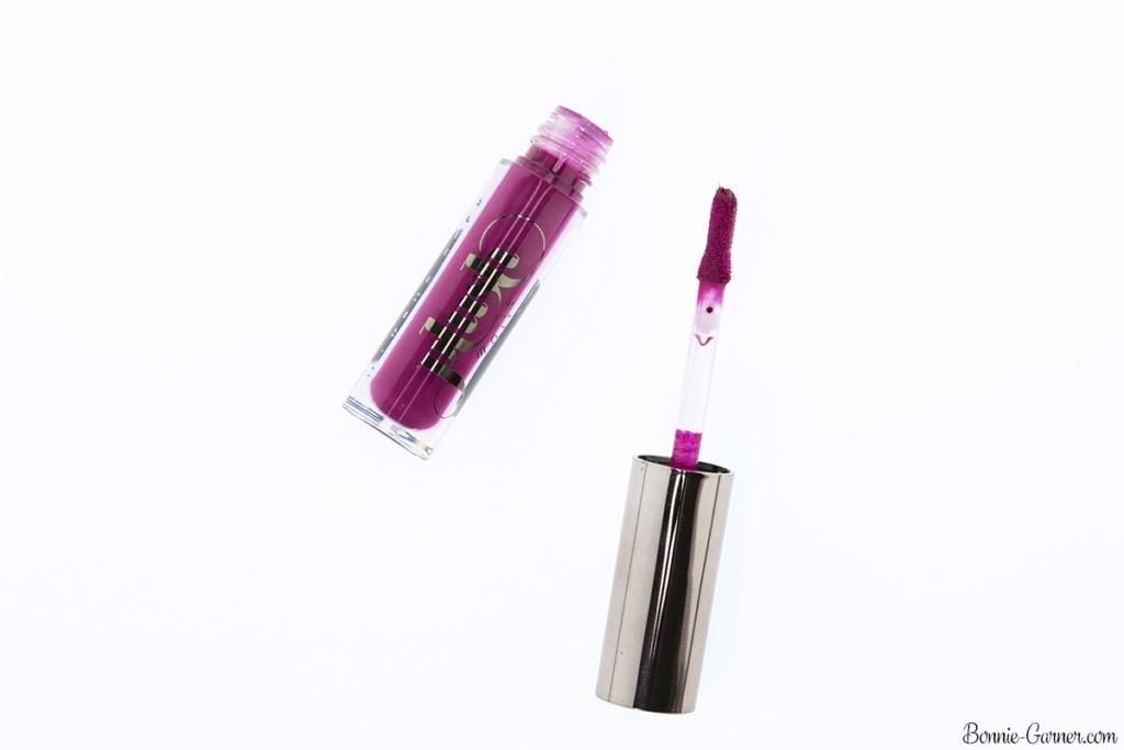 Makeup Geek Plush Matte liquid lipsticks Cougar