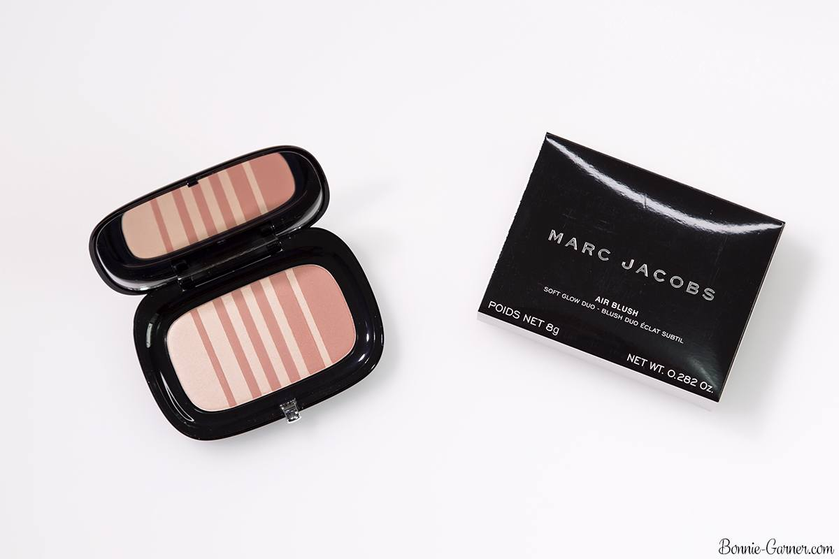 Marc Jacobs Beauty Air Blush Soft Glow Duo: Flesh & Fantasy