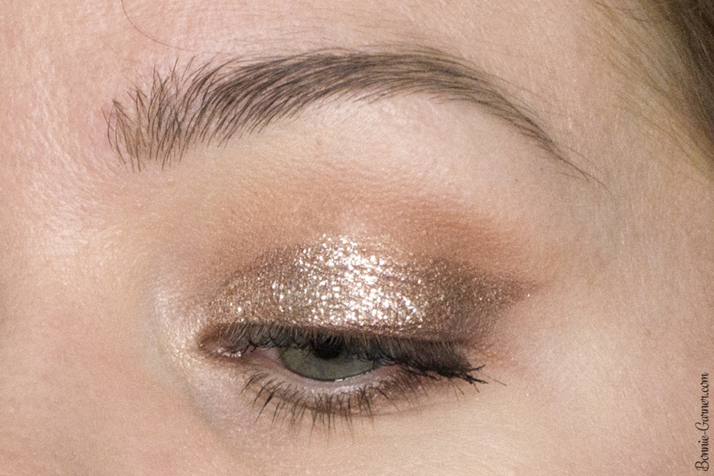 Stila Magnificent Metals Glitter & Glow Liquid Eye Shadow: Bronzed Bell