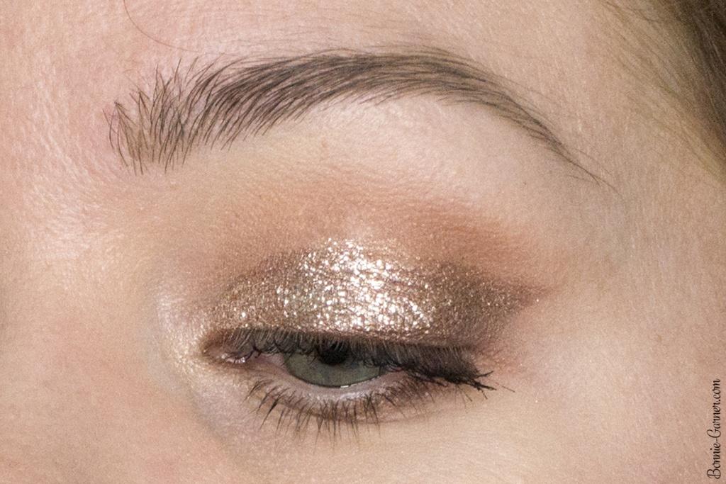 Stila Magnificent Metals Glitter & Glow Liquid Eye Shadow: Bronzed Bell
