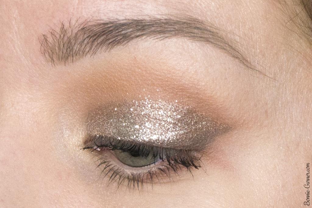 Stila Magnificent Metals Glitter & Glow Liquid Eye Shadow: Smoldering Satin
