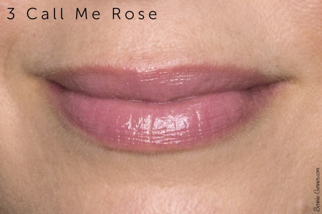 YSL Volupté Tint In Balm: 3 Call Me Rose