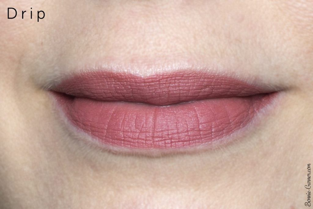 ColourPop Blotted Lips: Drip