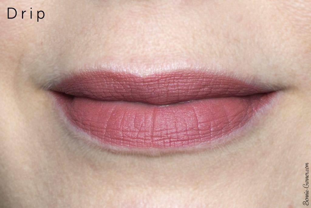 ColourPop Blotted Lips: Drip