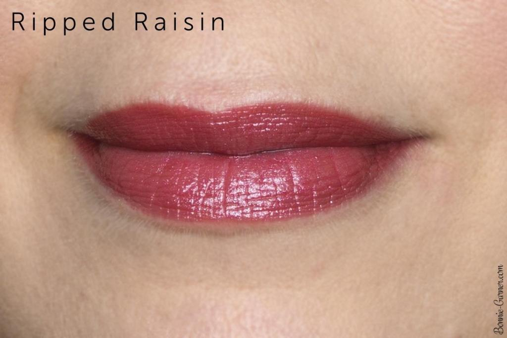 Estée Lauder Pure Color Love lipsticks: 460 Ripped Raisin