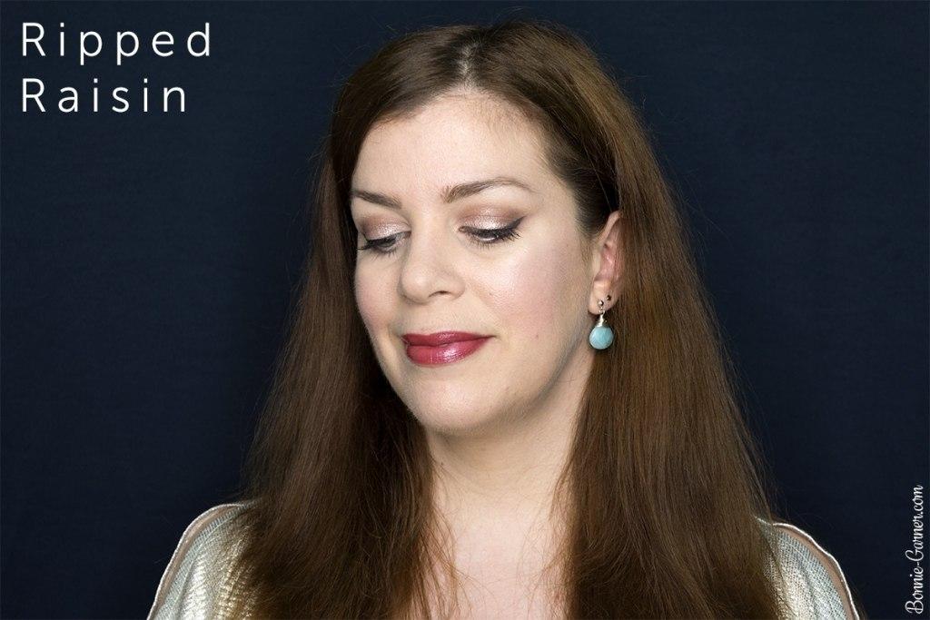 Estée Lauder Pure Color Love lipsticks: 460 Ripped Raisin