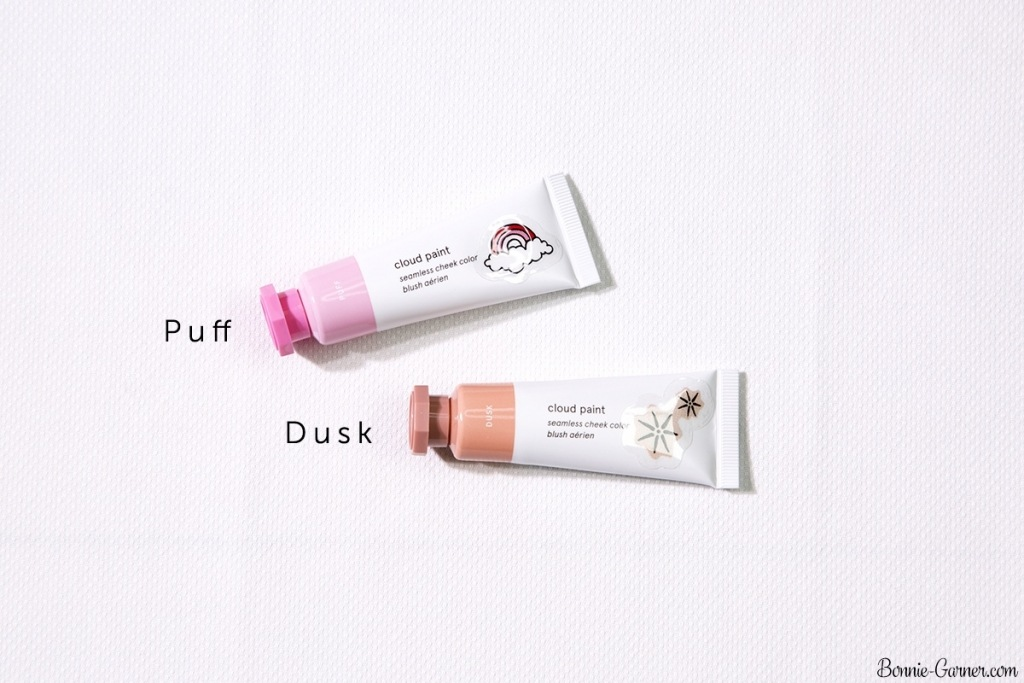 Glossier: Cloud Paint Dusk, Puff