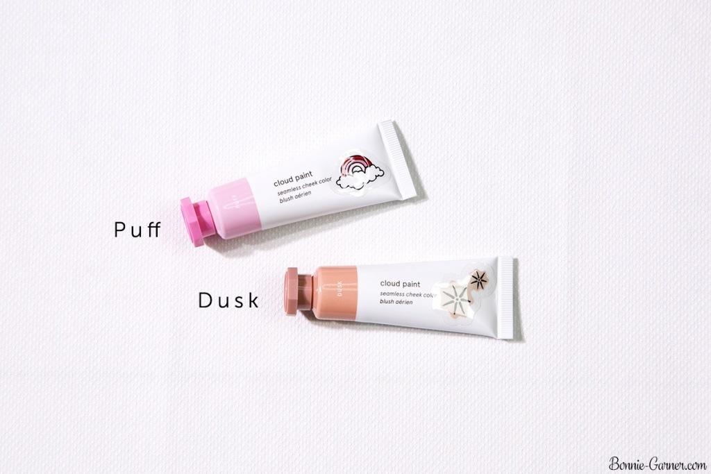 Glossier: Cloud Paint Dusk, Puff