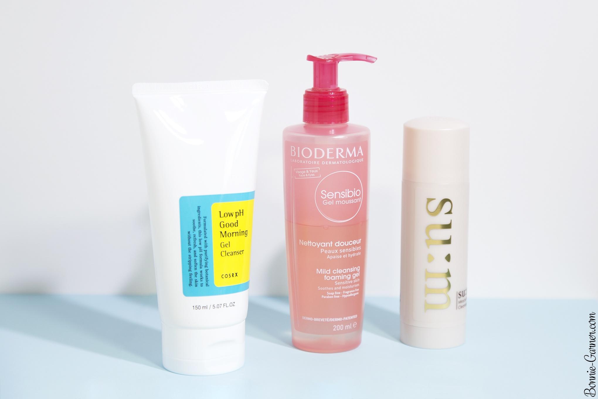 comment choisir un bon nettoyant visage