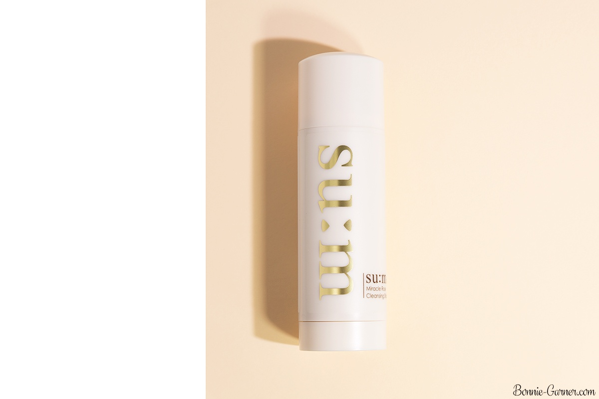 Su:m37 Rose Miracle Cleansing Stick