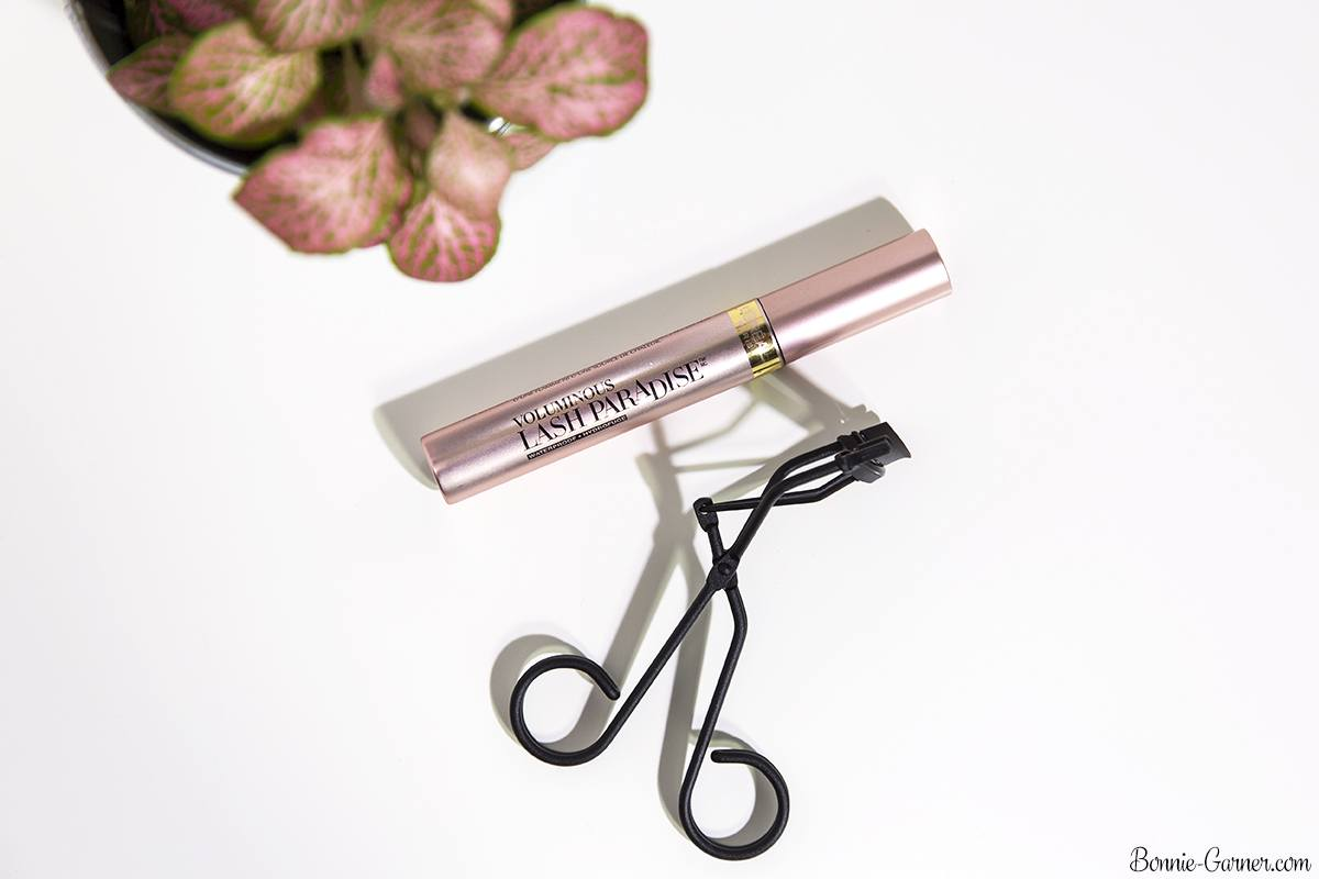 L'Oréal Voluminous Lash Paradise mascara, Surratt eyelash curler