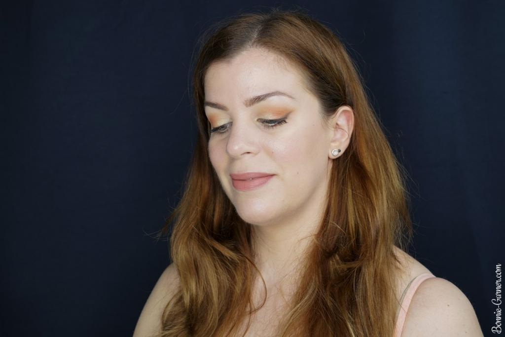 Anastasia Beverly Hills Subculture eyeshadow palette makeup look: Dawn, Roxy, Electric, Fudge