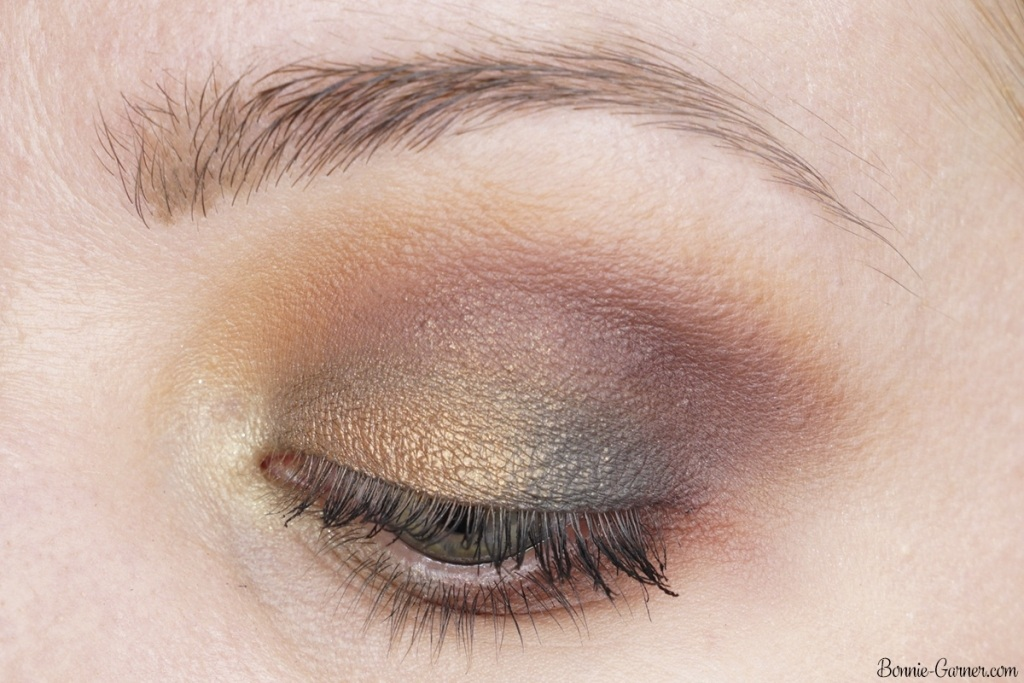 Anastasia Beverly Hills Subculture eyeshadow palette makeup look: Dawn, New Wave, All Star, Untamed, Adorn, Electric