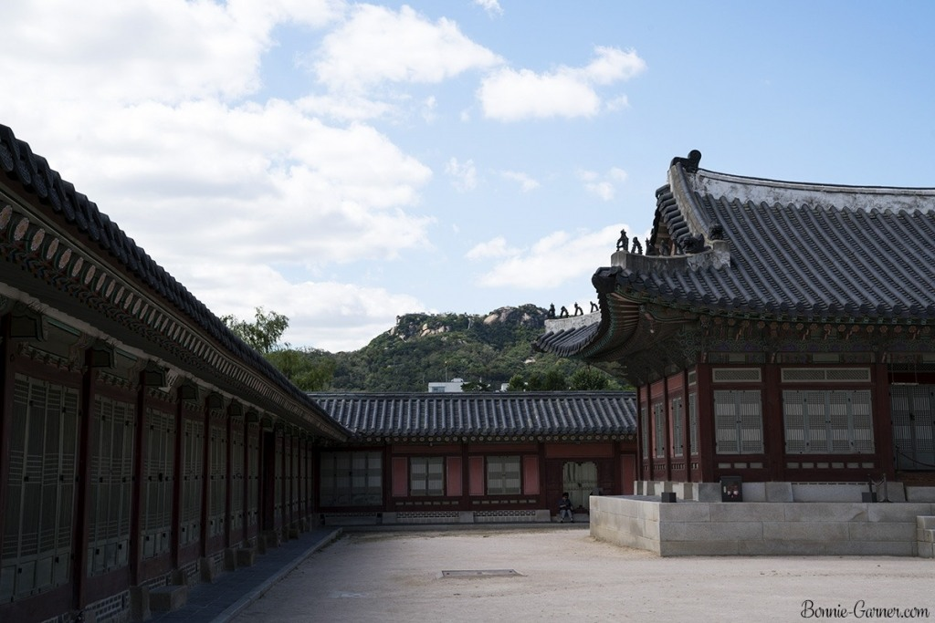 Gyeongdong palace, Seoul South Korea