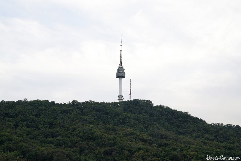 Namsan Tower Namsan Park, Seoul South Korea