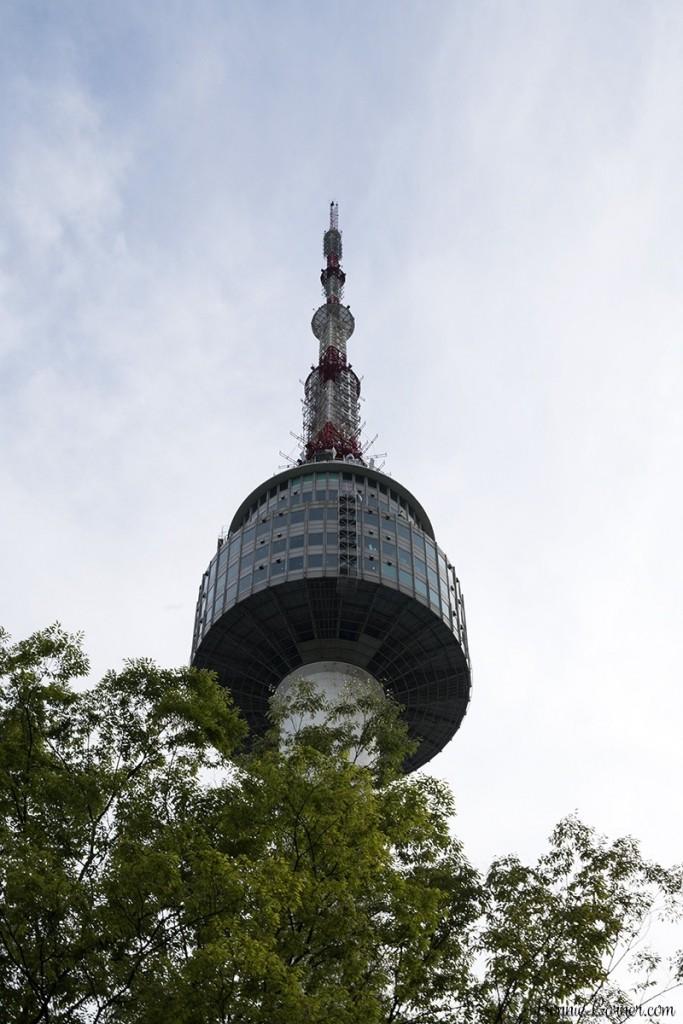 Namsan Tower Namsan Park, Seoul South Korea