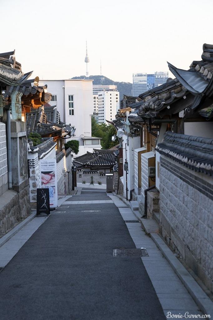 Seoul south korea a messy travel diary bonnie garner for Mural village seoul