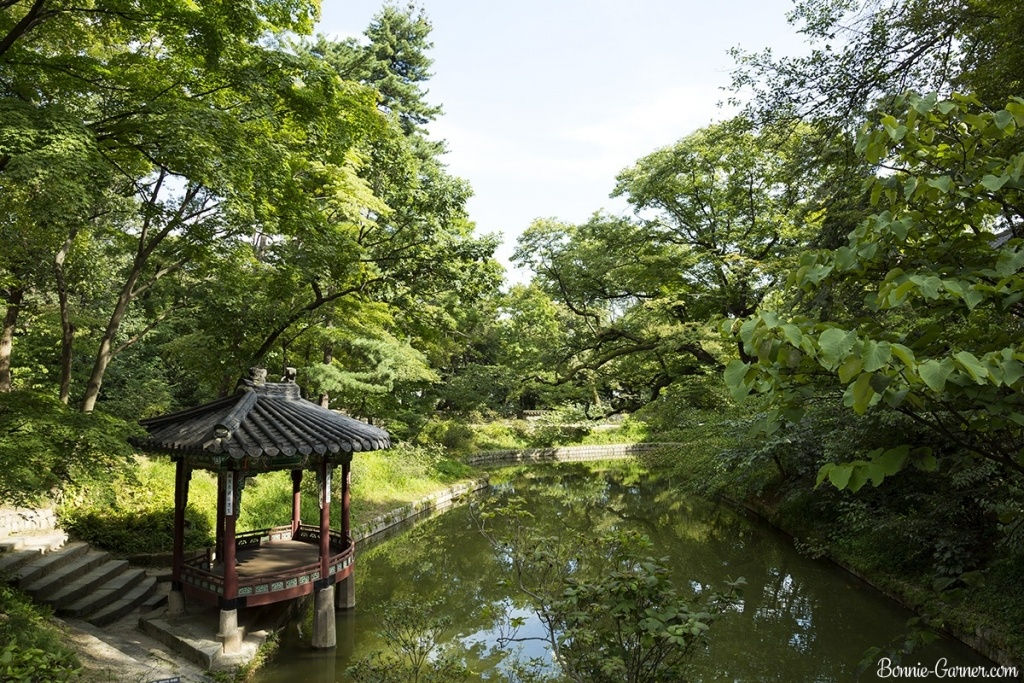 Changdeokgung palace Secret Garden, Seoul South Korea