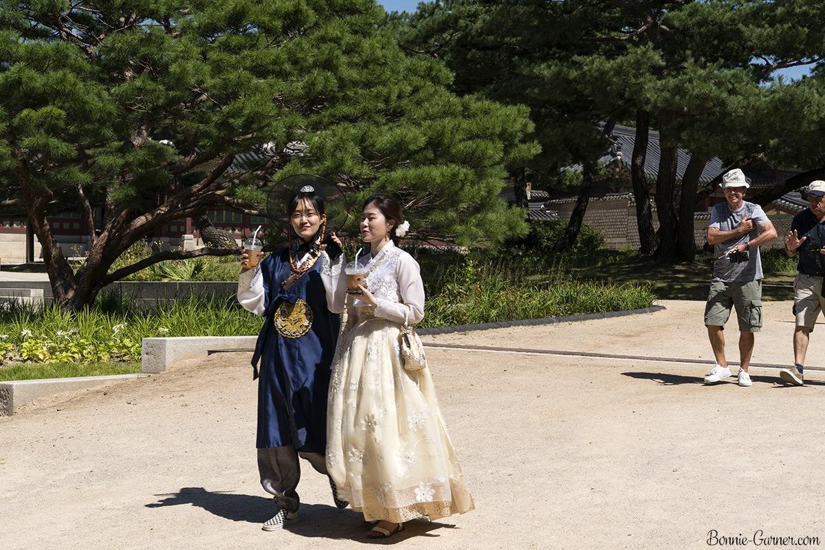 Changdeokgung palace, Seoul South Korea