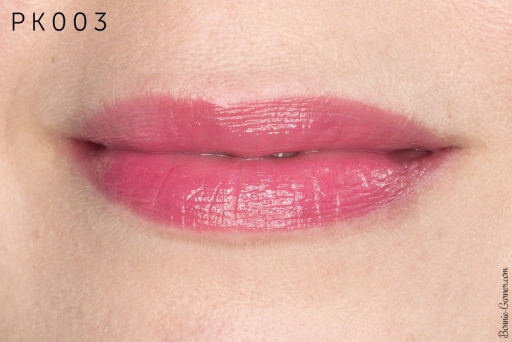 Etude House Glass Tinting Lips talk lipsticks PK003