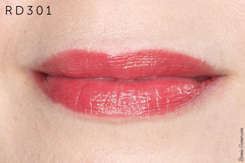 Etude House Glass Tinting Lips talk lipsticks RD301