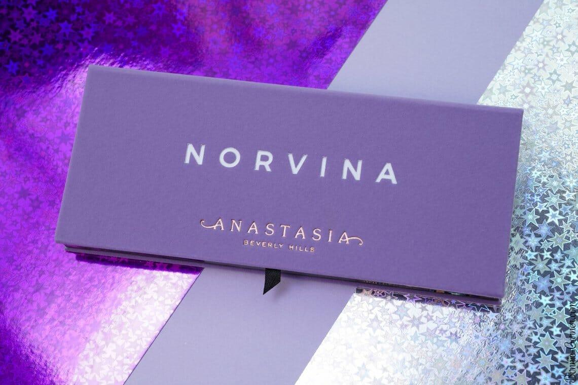 Anastasia Beverly Hills Norvina palette