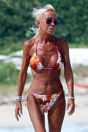 Yes, this is Donatella