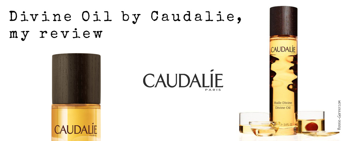 Divine Oil by Caudalie, my review