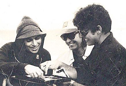 Meisel, Nars & Oribe