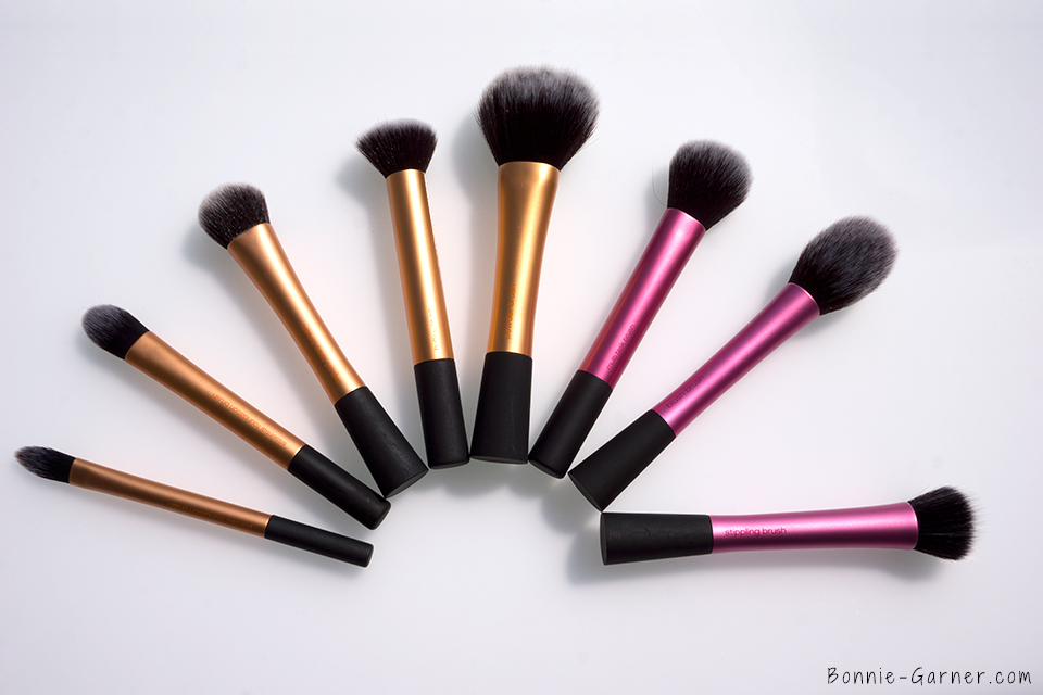Real Techniques Face Brushes