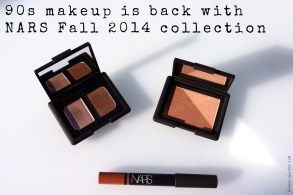 90s makeup is back with NARS Fall 2014 collection