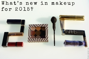 What's new in makeup for 2015?