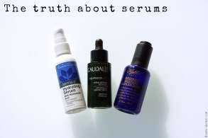 The truth about serums