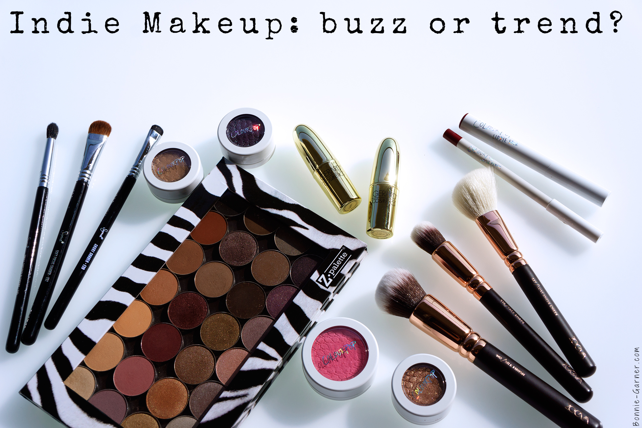 Indie Makeup: buzz or trend?