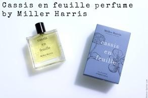 Cassis en feuille perfume by Miller Harris