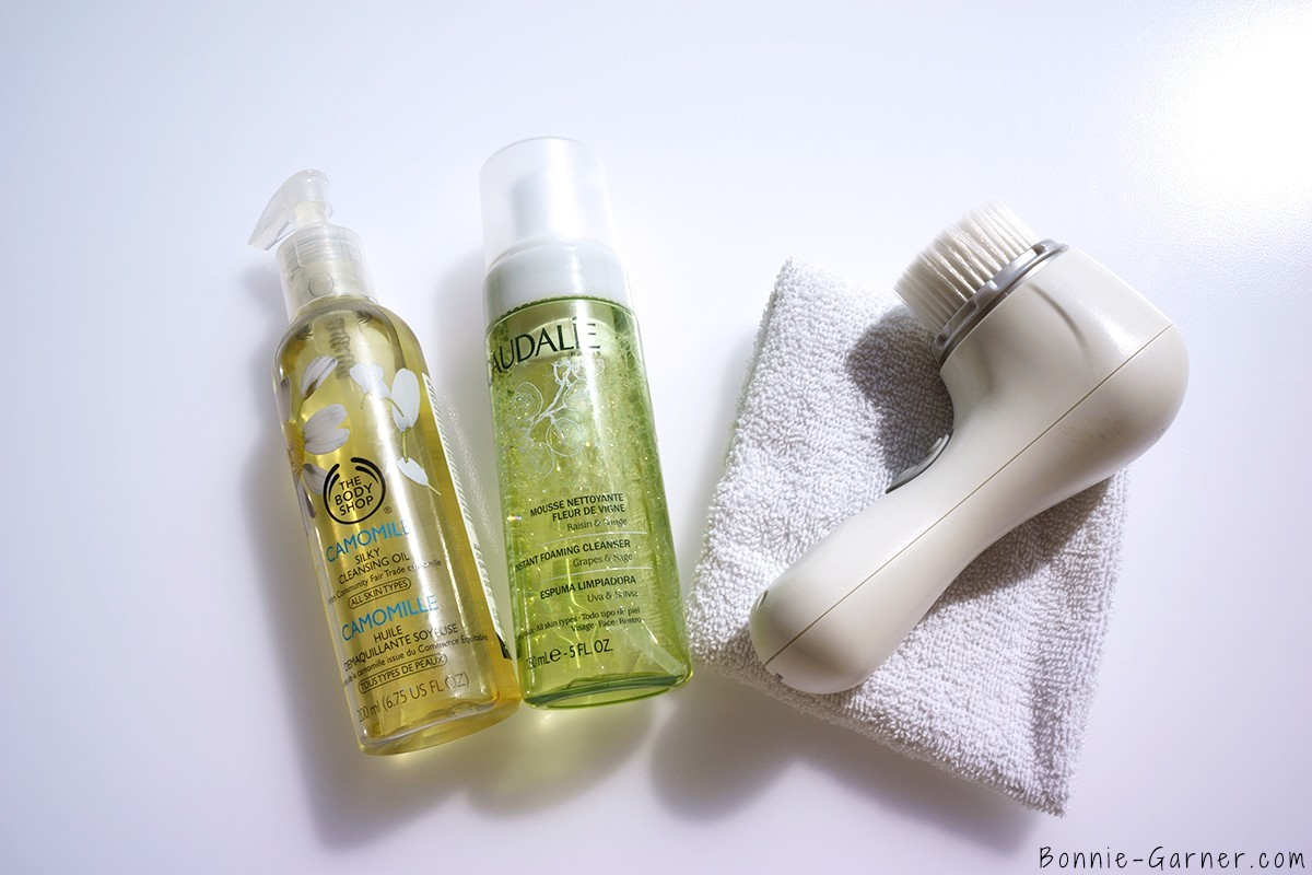 How to determinate your skin type? The Body Shop Camomile Caudalie Clarisonic