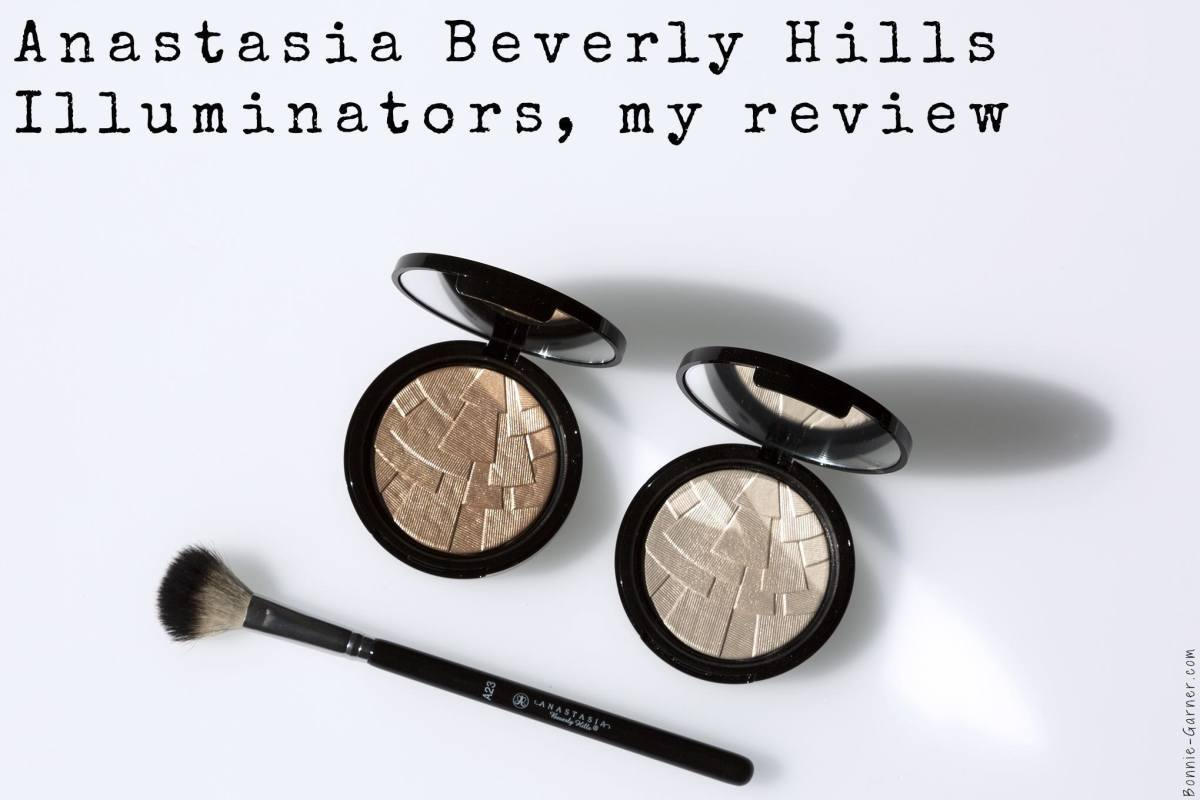 Anastasia Beverly Hills Illuminators, my review