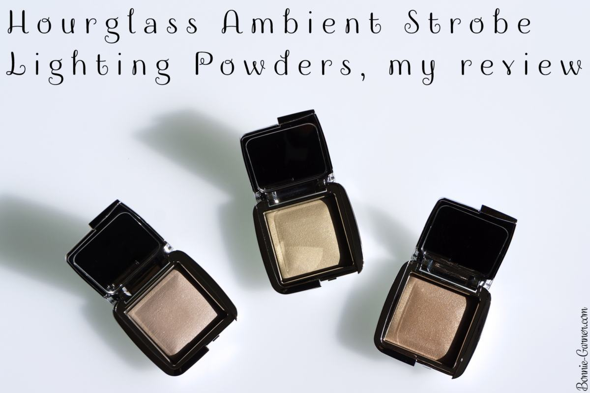 Hourglass Ambient Strobe Lighting Powders, my review