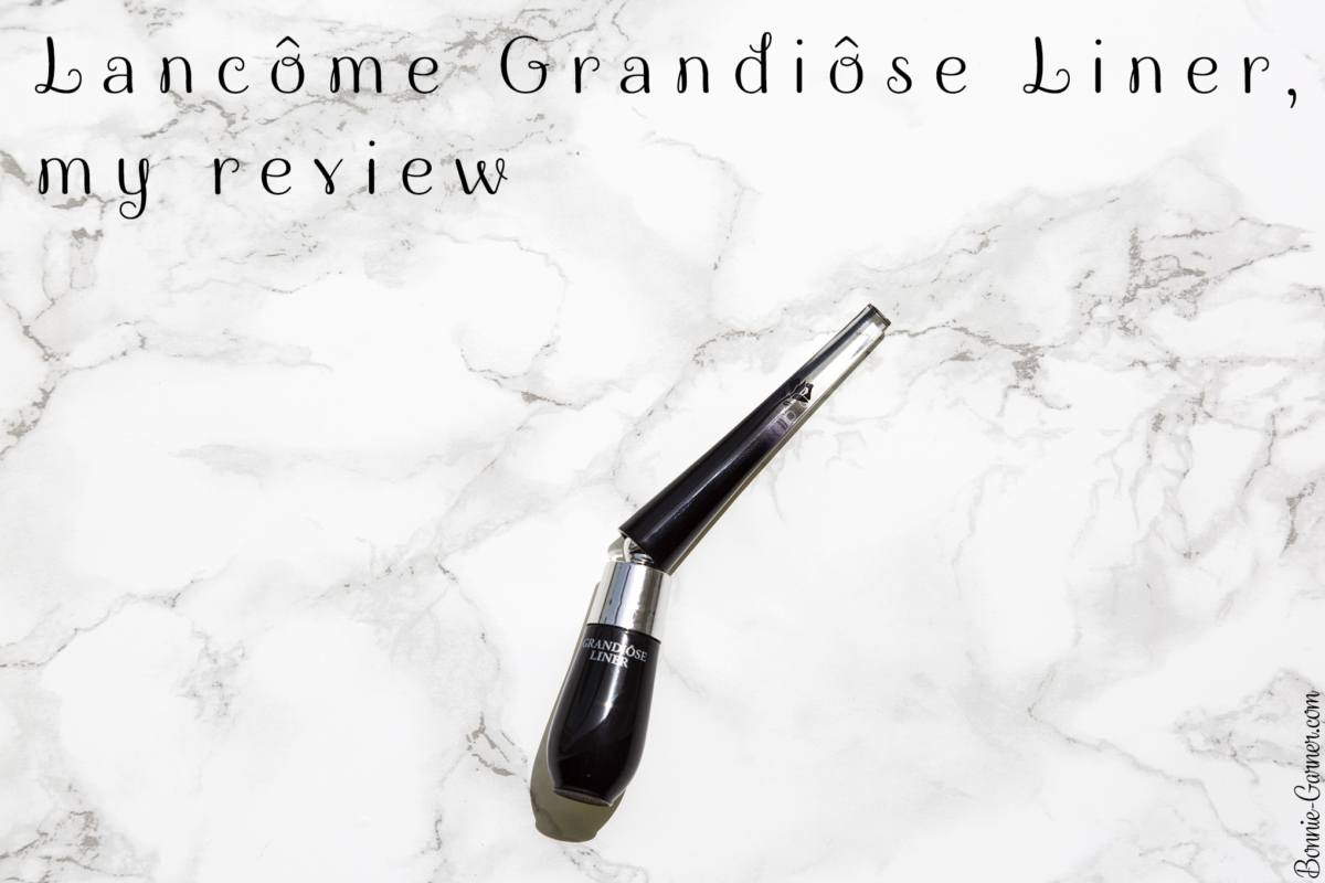 Lancôme Grandiôse Liner, my review