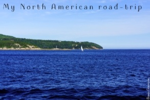 My North American road-trip