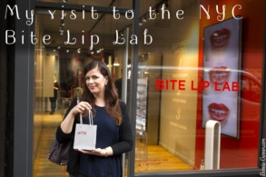 My visit to the NYC Bite Lip Lab