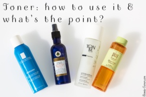 Toner: how to use it & what's the point?
