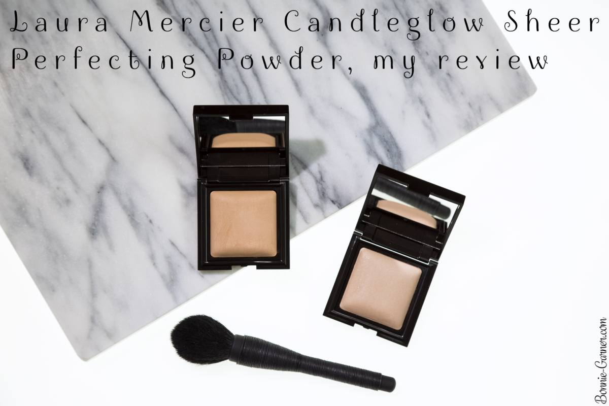 Laura Mercier Candleglow Sheer Perfecting Powder, my review