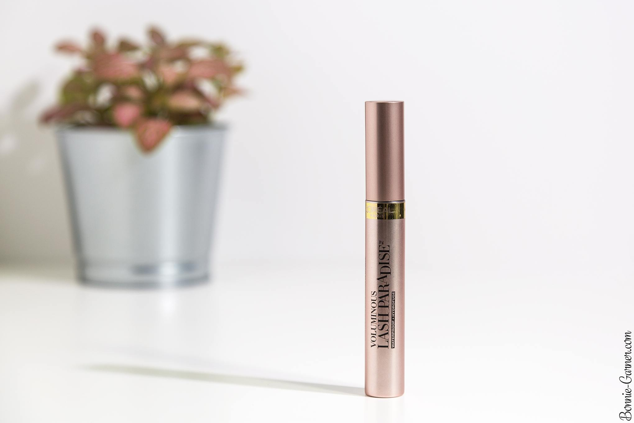 L'Oréal Voluminous Lash Paradise mascara, my review
