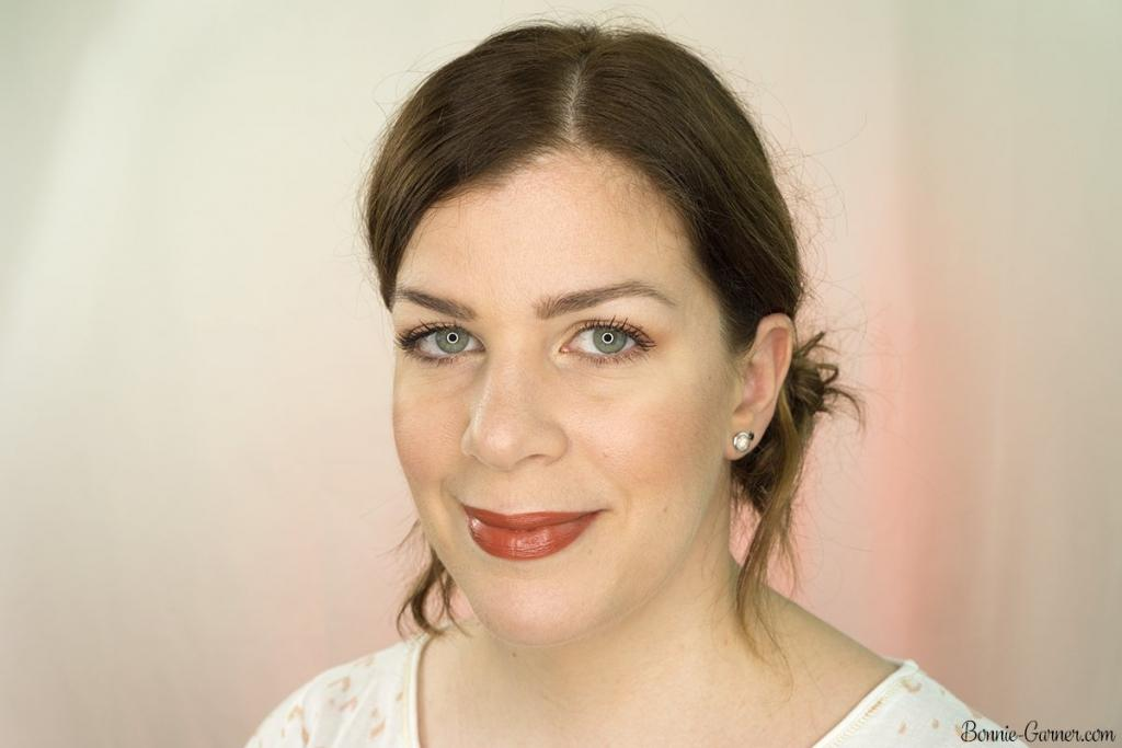 Sephora Cream Lip Stain lipsticks: 23 Blush Copper